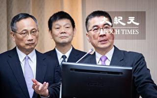 立委批警民比过高 徐国勇:今年会检讨