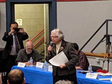 """州参议员史塔文斯基(Toby Ann Stavisky)表示,问题不在SHSAT考试本身,真正的问题在于:""""到底考生的准备够不够。"""""""