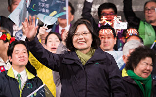 蔡英文接受外媒專訪 表態2020競選連任