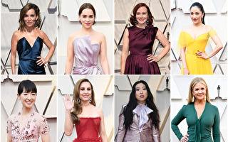 組圖:第91屆奧斯卡頒獎禮 紅毯星光閃耀