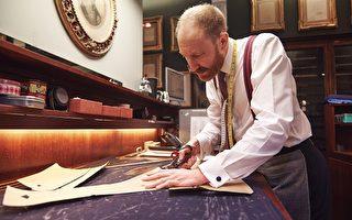 大纪元专访:英国绅士衣橱里的秘密