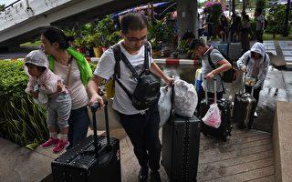 過年700萬人出境遊 捨遠求近 捂緊錢袋