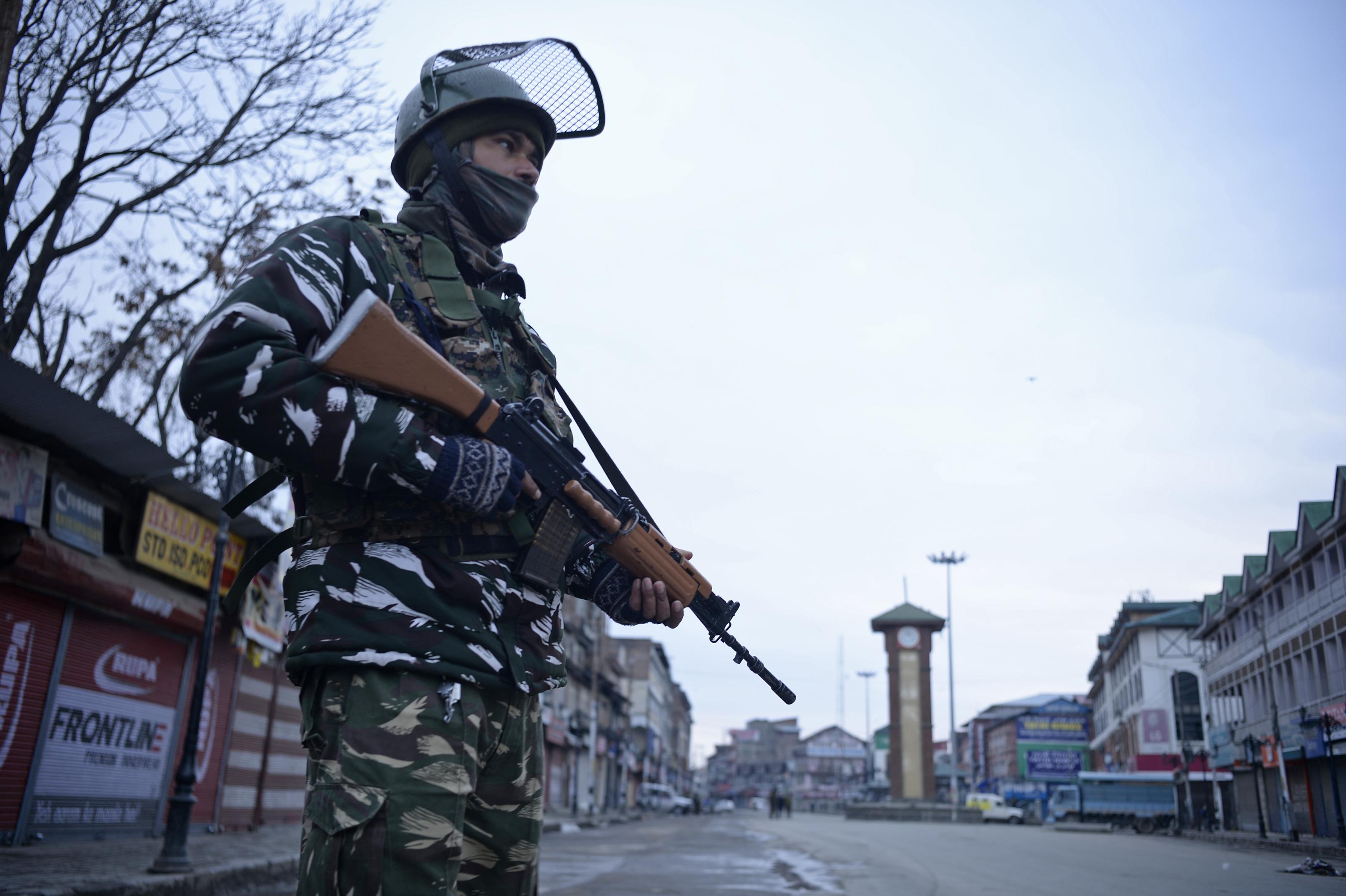 印巴衝突升級 雙方互相砲擊致多人傷亡