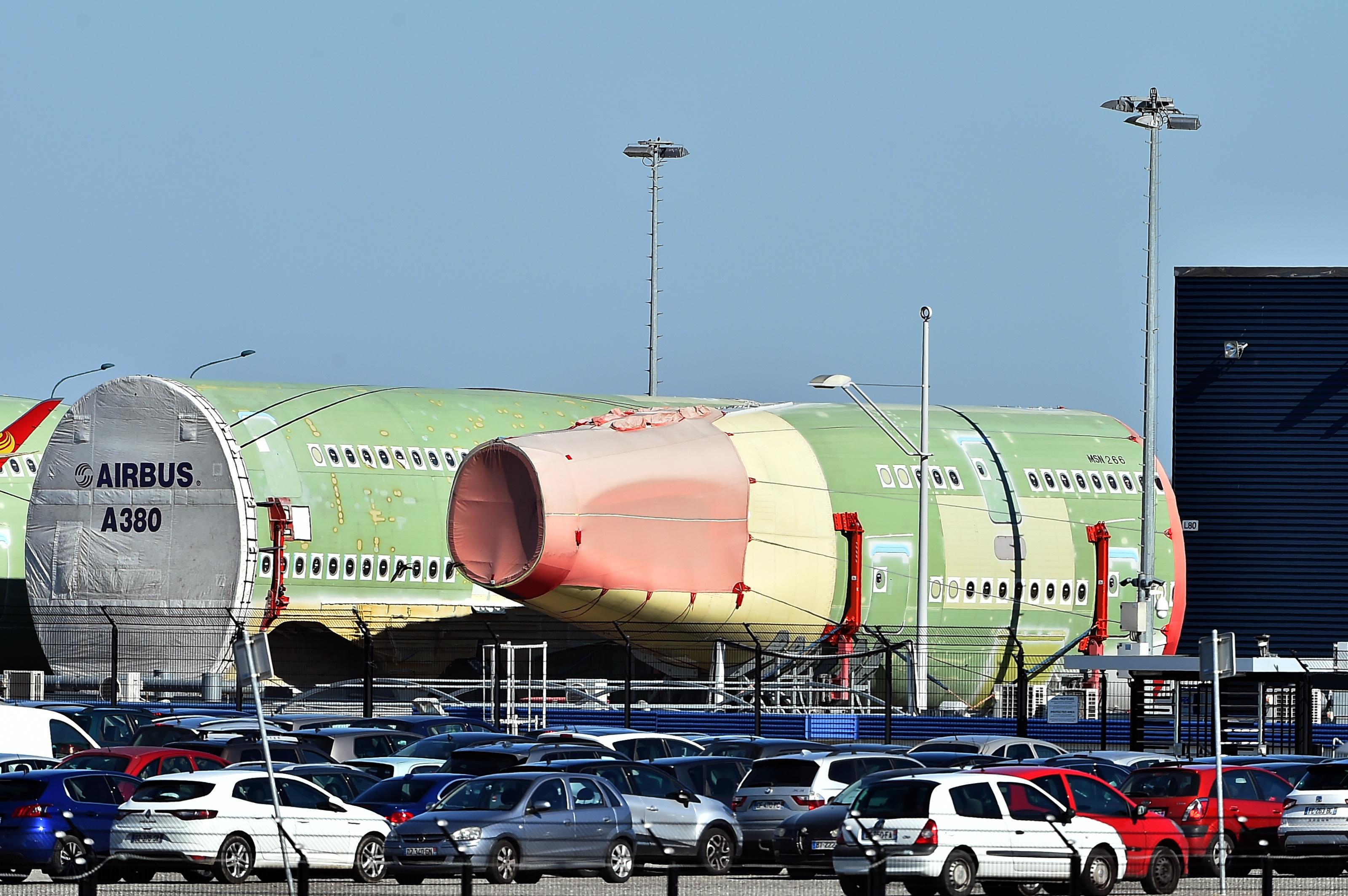 訂單不夠 Airbus宣佈將停產超大A380客機