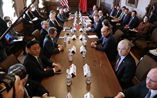 美中谈判力求备忘录及清单 美方提八大要求