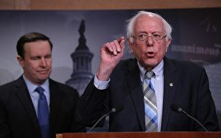 參議員桑德斯宣布角逐2020年總統大選