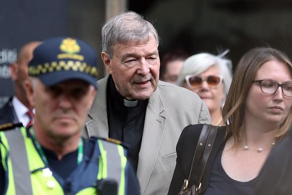 澳樞機主教佩爾性侵兒童罪成立 獲刑6年