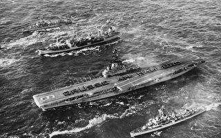 視頻:前蘇聯轟炸機挑釁美軍航母 結果墜海