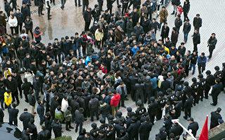 中國經濟下行 勞工不滿小規模抗議遍地開花