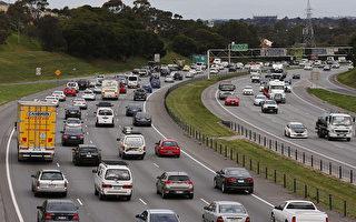莫里森聯邦政府斥資1億 升級墨爾本兩高速
