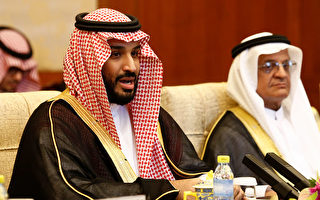 沙特王储萨勒曼周四抵达北京进行为期两天的访问,试图加强同中国的经济往来。图为萨勒曼2016年到访北京。