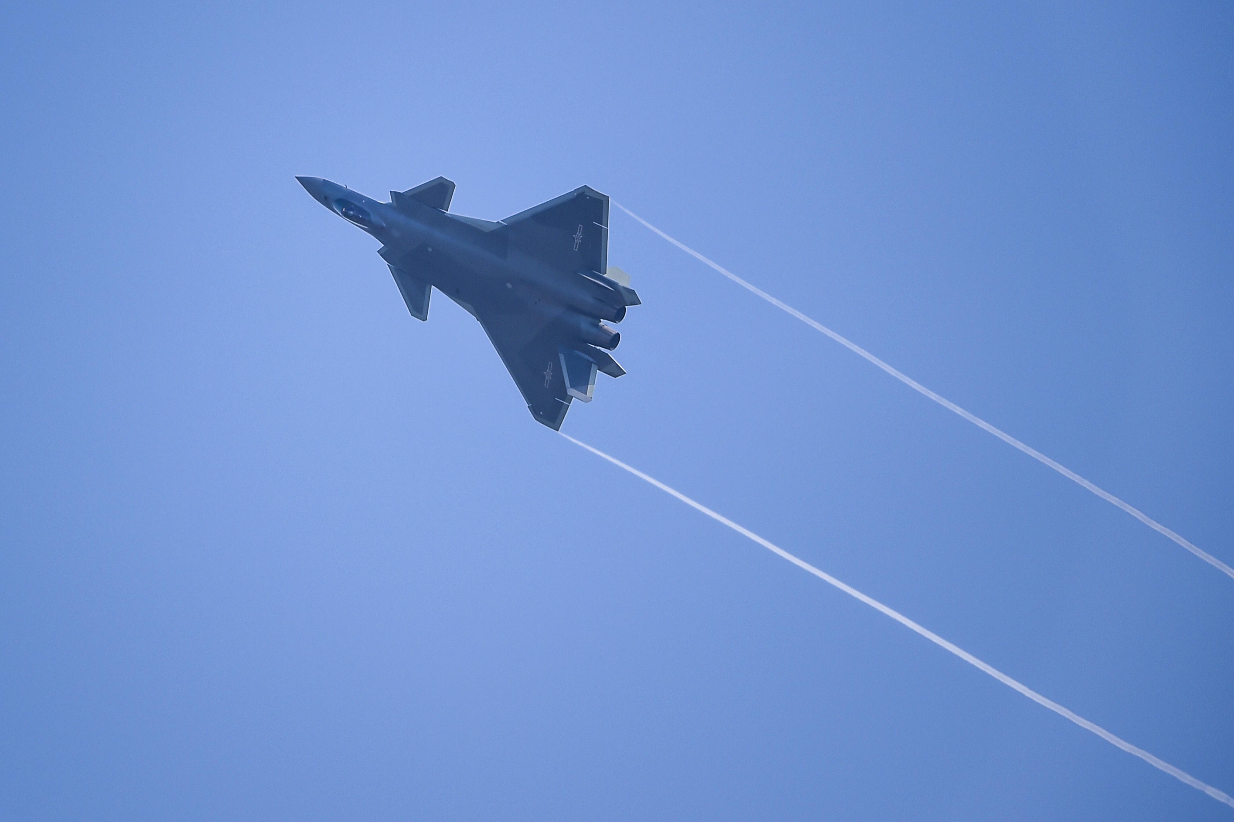 印度稱雷達能發現 中共殲20隱身真有問題?