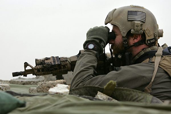 美国海豹部队转移目标 应对中俄威胁