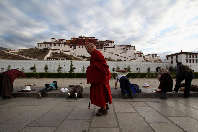 衛星圖片顯示西藏集中營 印媒揭穿中共謊言