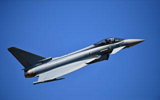 視頻:颱風戰鬥機低空掠過 震撼視覺與聽覺