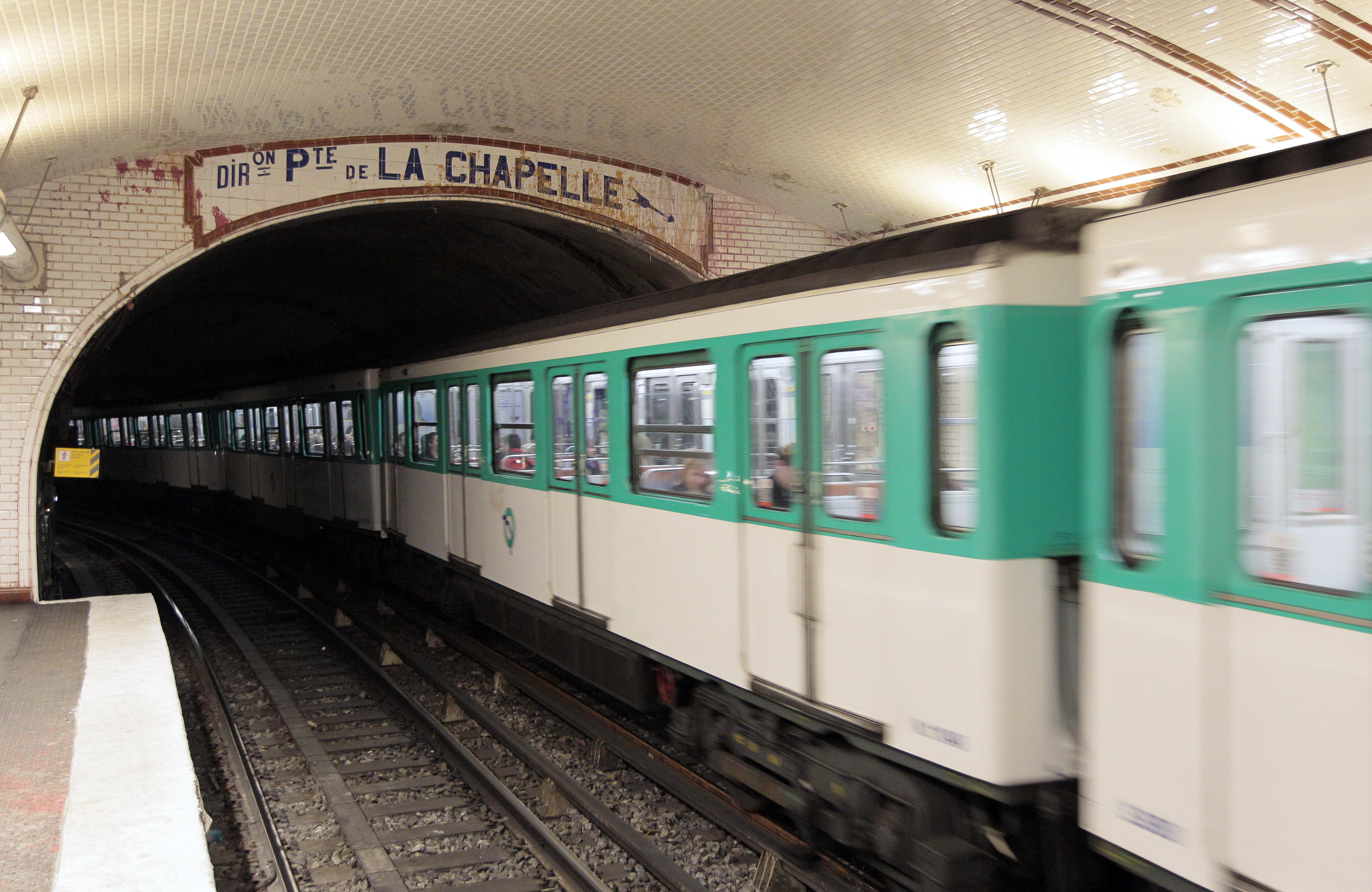 3天2宗 巴黎地鐵再現酸性液體傷人事件