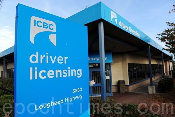 ICBC 車險