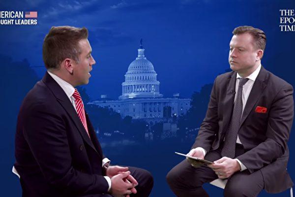 专访川普竞选顾问迈斯特 谈边境安全战略