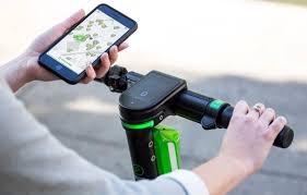 共享單車Lime受卡城用戶青睞