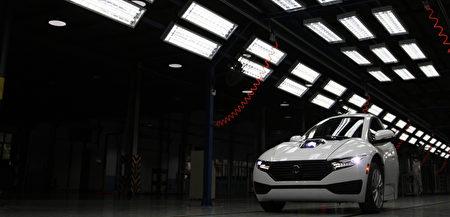 2019新款三輪電動車Solo。(Electra Meccanica Vehicles提供)