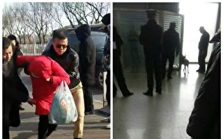两会还没到 全国截访人已进京 车站增警力