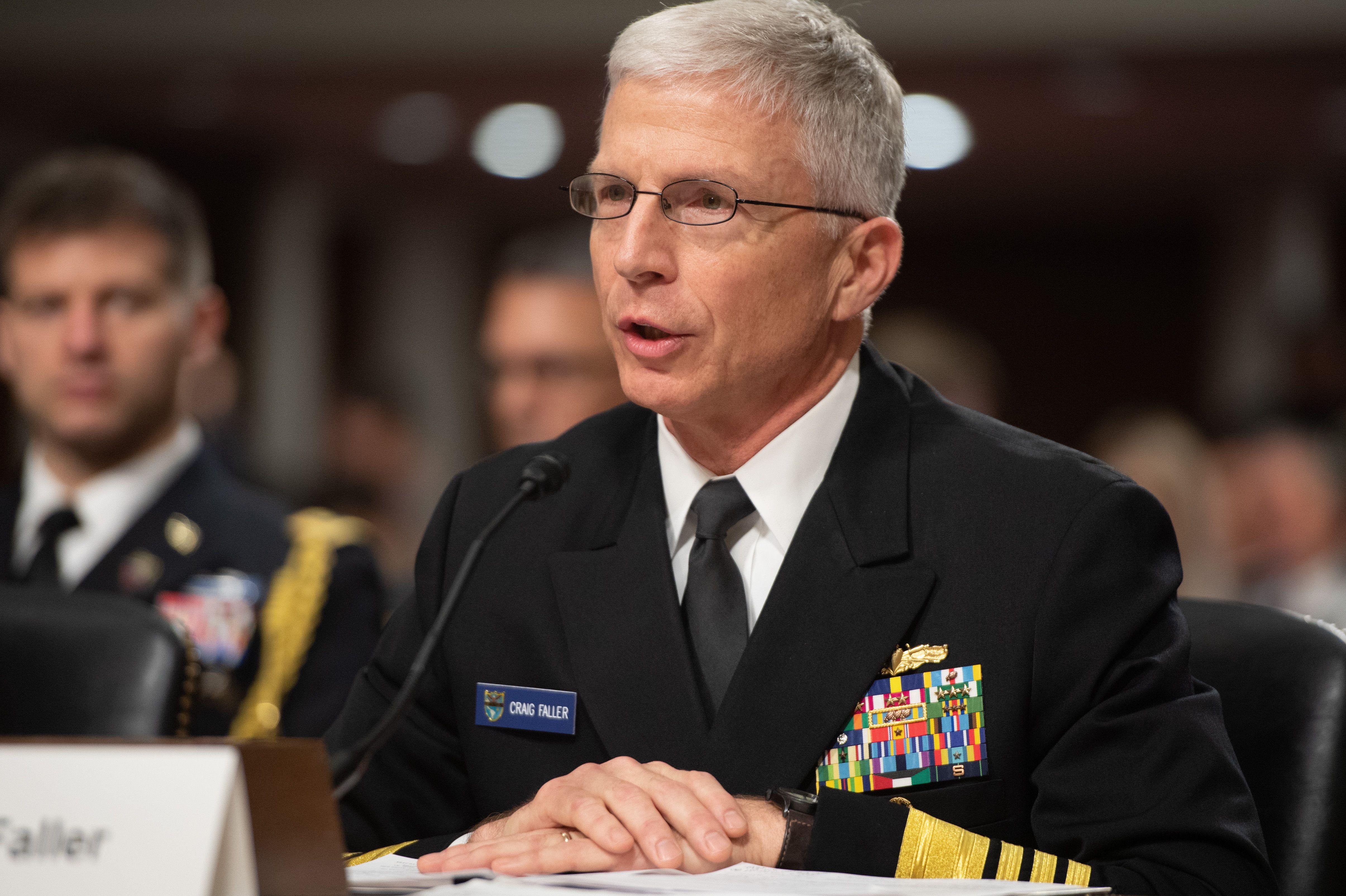 美上將:美軍準備好保護在委內瑞拉外交官