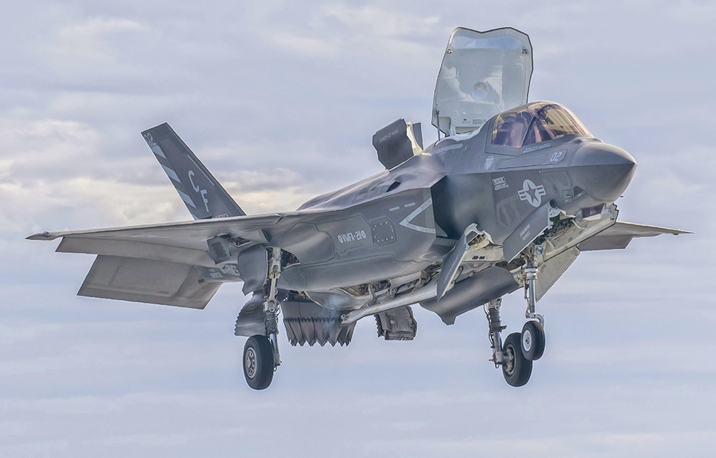美海陸空三軍引入先進武器 中俄無法超越