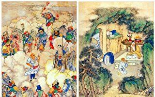 【西遊漫注】(37)二郎神與孫悟空的淵源
