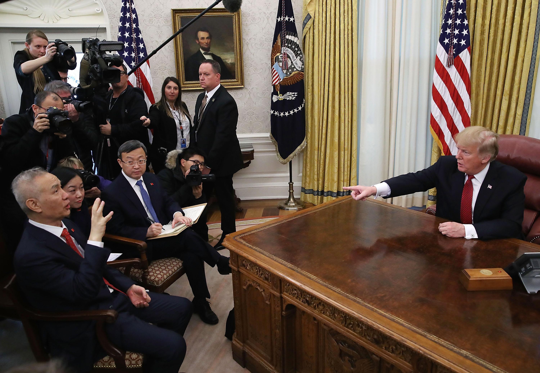 中美貿易談判充滿挑戰 結果攸關未來大局