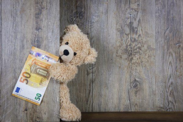 身弱的人難以負擔財、官。(pixabay)