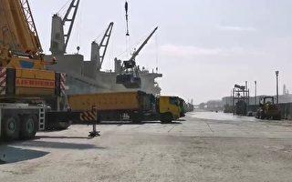 放任卸货如沙尘暴 台中港务被指空污元凶