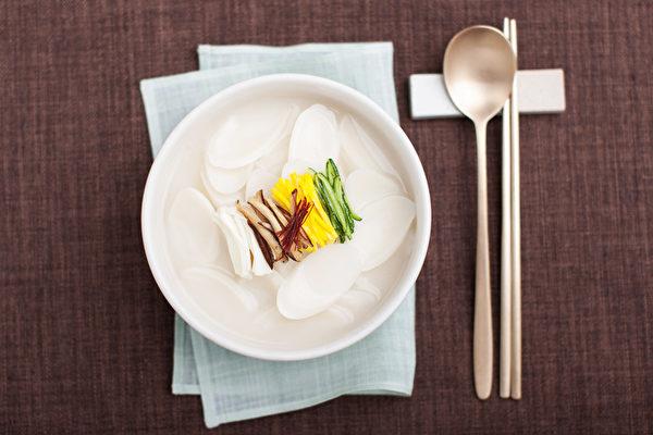 韩国美食伴您过健康年