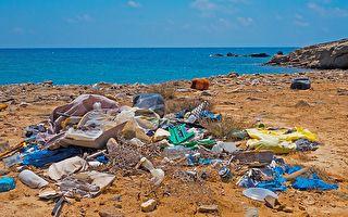 清潔海洋新利器 漂浮垃圾桶進駐卑海岸