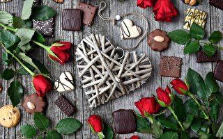 情人节巧克力不仅有甜蜜 还有健康