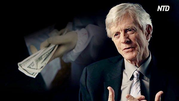 曾獲諾貝爾和平獎提名的大衛・喬高指出,中共政府主導的活摘器官產業鏈,估計每年賺取非法暴利約90億~100億美元。(Ntd.tv)