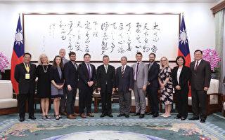 陳建仁:台灣民主若被假消息破壞 模式會被複製