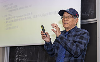 太空中心資深顧問談台灣太空計劃
