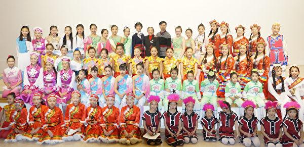中华民族舞蹈比赛 艺协主办 增成人组