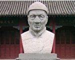 千古奇丐武训雕像(公有领域)