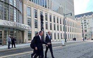 华为被控13罪 三代表律师纽约出庭 拒认罪