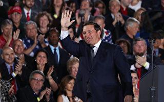 佛羅里達大部分民眾認可新州長政績