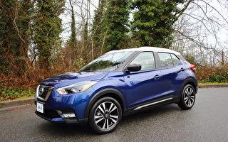 車評:輕型CUV 2018 Nissan Kicks SR