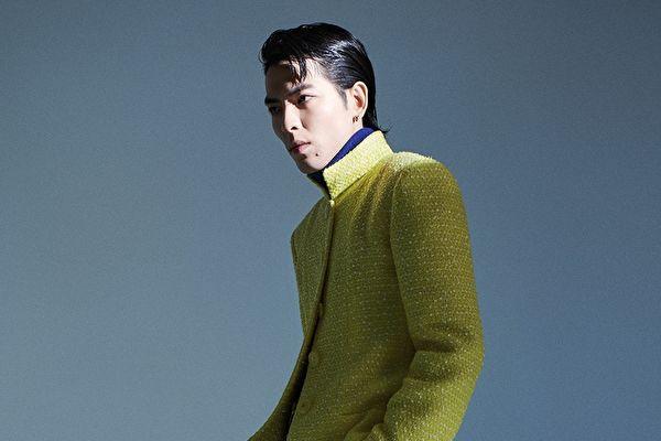 蕭敬騰應雜誌社之邀成為該雜誌3月號封面人物。