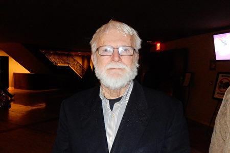3月8日晚,神韻紐約藝術團2019年度第二輪巡演在紐約林肯中心大衛寇克劇院(The David H. Koch Theater at Lincoln Center)完成第四場演出。大型國際投資公司資深副總裁Ted Benttinen讚賞神韻是傑出的演出。(衛泳/大紀元)