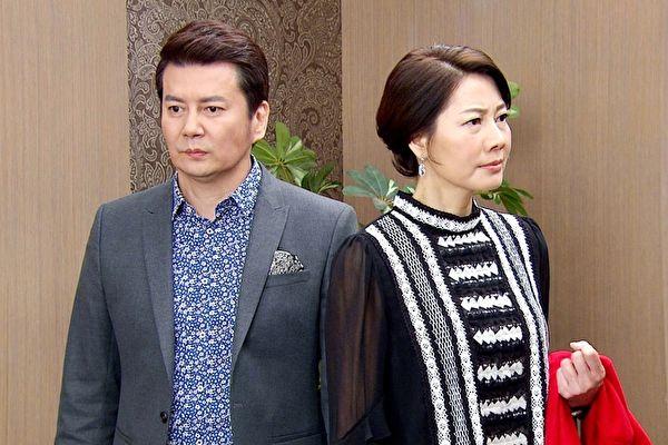 倪齊民(左)最近加入八點台劇《炮仔聲》