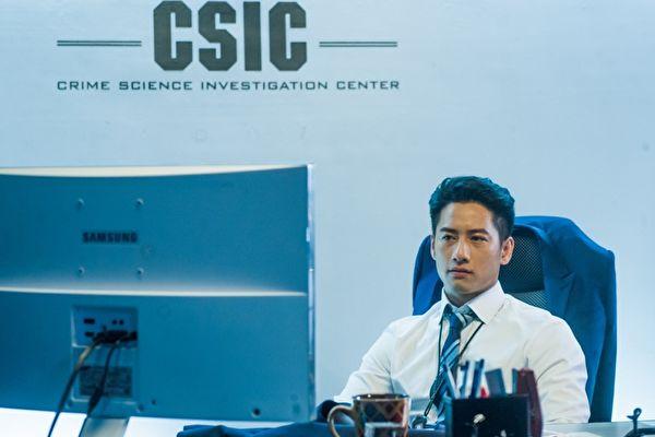 周孝安在《C.S.I.C.鉴识英雄II正义之战》戏中饰演鉴识中心成员