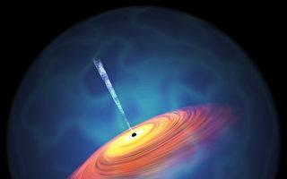130億光年外 研究團發現100個超大質量黑洞
