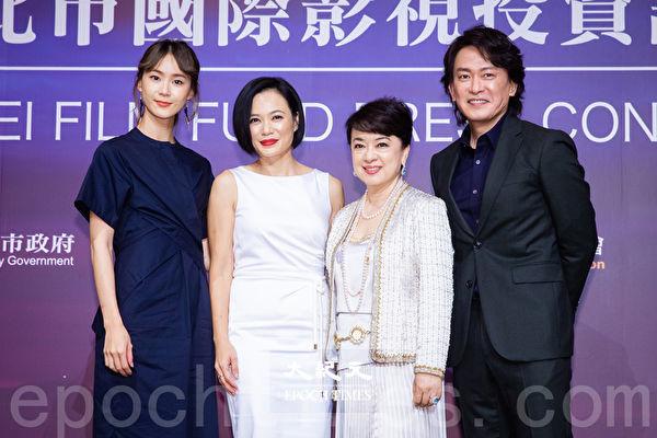 翁倩玉回歸戲劇 王識賢與徐若瑄合作