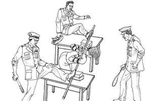 牡丹江南山派出所 酷刑折磨多人致殘致死