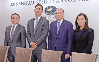 香港會德豐今年售樓目標過百億